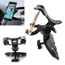 Universal Car CD Slot Mount Holder Stand Cradle for Cell Phone GPS iPhone Clip