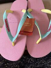 havaianas flip flops size 7/8 EUR 41/42