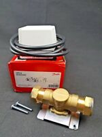 Danfoss HP22 22mm 2 Port Motorised Shoe Valve Zone Valve Complete 087N660900
