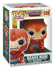 Funko ¡ POP! VINILO He-Man Masters of the Universe Bestia MAN FIGURA NO 539