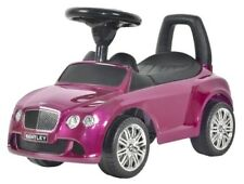 Bentley Licensed Ride On Push Car foot to floor for babies and toddlers