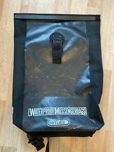 Ortlieb Messenger Commuter Road Bike Courier Backpack Bag 39L +Insert RRP £130
