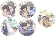 Junjou Romantica cards coasters set of 5 Official JP Yaoi BL Misaki Usagi Junjo