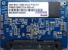Flexxon FSSD128GTTC4-S83-40 128GB SSD Half Slim MO-297 SATA SATA3 6Gbps