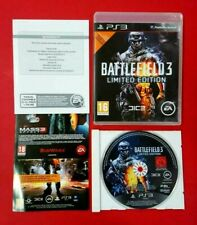Battlefield 3 - Limited Edition - PS3 - USADO - MUY BUEN ESTADO