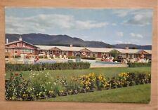 The Tirolerland Inn, New York Motel Hotel Advertisement Postcard