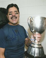 ANTHONY CALVILLO SIGNED MONTREAL ALOUETTES 8X10 PHOTO  # 5