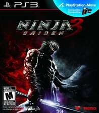 Ninja Gaiden 3 PS3 New Playstation 3