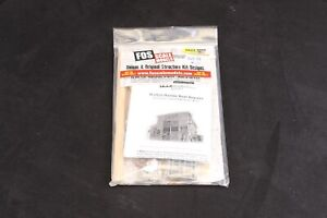 Fosscale Models Weltyk Marine Boat Repairs #043 Kit