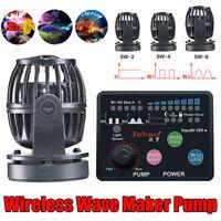 Jebao Marine SW-2 SW-4 SW-8 Wireless Wave Maker Aquarium Pump Reef Tank AU