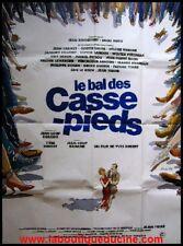 BAL DES CASSE PIEDS Affiche Cinéma / Poster YVES ROBERT