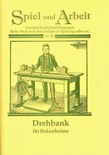 El selbstanfertigen una base de rotación (instruccio) - cuerpo de madera, vigas de inventario nuevo