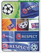 004 UEFA RESPECT  INTRO STICKER CHAMPIONS LEAGUE 2015 PANINI