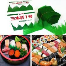 1000pcs Mountain Shape Bento Box Divider Baran Sushi Decoration Grass W