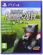 Professional Farmer 2017 [PlayStation 4 PS4, Farming Simulator 17 Fun] NEW