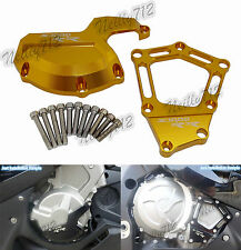 Oro Motore Statore Copertura Protezione Per BMW HP4 S1000R S1000RR S1000XR K46
