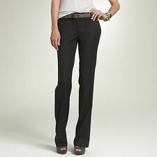 NWT J. CREW PETITE 1035 TROUSER IN SUPER 120S 27686 $148 navy blue dress pants