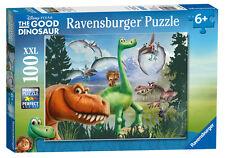 Disney Le Bon Dinosaures Arlo and Spot on Aventure XXL 100 Pièces Ravensburger