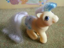 My Little Pony Baby Splashes EURO EU mein kleines petit poney vintage G1