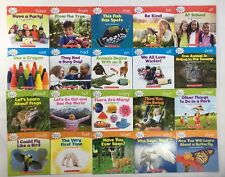 Nonfiction Sight Word Readers Childrens Books Learning to Read Lot 20 NEW