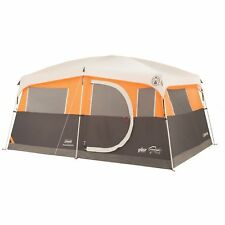 Coleman Jenny Lake Fast Pitch 8 Person Family Cabin C&ing Tent with Closet  sc 1 st  eBay & Coleman Camping Tents 8 Person for sale | eBay