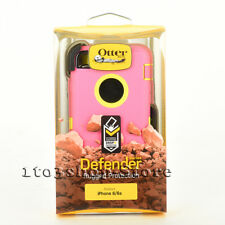 OtterBox Defender iPhone 6s & iPhone 6 Hard Case Cover w/Holster Belt Clip