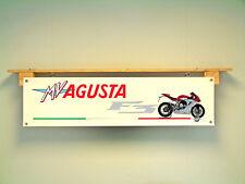MV Augusta F3 Moto Garage Atelier Bannière