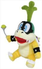 "Super Mario Bros 9"" Iggy Koopa Stuffed Plush Doll Toy (1342) Little Buddy"