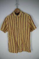 TOMMY HILFIGER DENIM Camicia Shirt Maglia Chemise Camisa Hemd Tg S Uomo