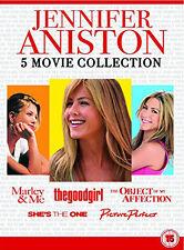 JENNIFER ANISTON COLLECTION - DVD - REGION 2 UK
