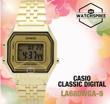 Casio Classic Series Digital Watch LA680WGA-9D