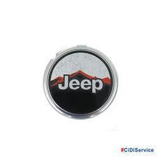 "52013266 Sigla Ditta Logo ""OPENING EDITION"" Originale Mopar Jeep Renegade"