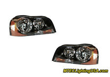 2003-2014 Volvo XC90 Head Lights Lamps Halogen Driver & Passenger Side LH+RH