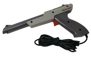 Nintendo Zapper Light Gun Grey NES-005 (Nintendo NES)