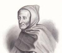 Abbé de Rancé Ordre Trappistes Armand Jean Le Bouthillier de Rancé  Soligny
