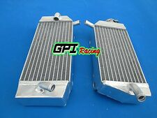 L&R aluminum radiator for Honda CRF450R 2005 2006 2007 2008 05 06 07 08