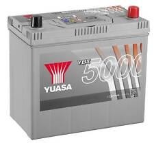 Yuasa YBX5202 12V Silver 052 Series Car Battery 45Ah 400A
