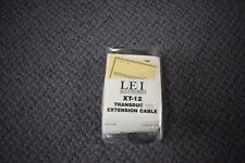 LEI accessories XT-12 transducer extension cable