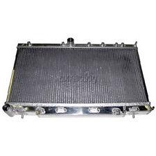 "CXRACING Aluminum 2.5"" Core Radiator For 2002 Subaru Impreza WRX 2.0L MT"