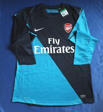BNWT Arsenal FC 2011-12 125th Anniversary Away Alternate Player Issue Shirt XL