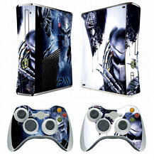 Aliens 257 Vinyl Decal Skin Sticker for Xbox360 slim and 2 controller skins