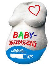 BABY BAUCH Gips Abdruck Set Babybauch Modellbau Gipsbinden Gipsabdruck Schwanger