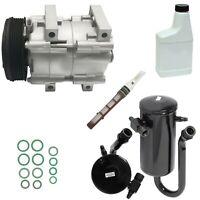 RYC Remanufactured Complete AC Compressor Kit AC33 (EG124)