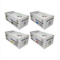 4x Eco Cartridge for Canon C3200 C3200i C3220n Multipack