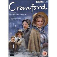 Cranford Judi Dench Michael Gambon BBC GB 2 Caja de Discos DVD L. Nuevo