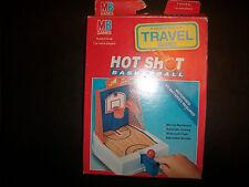 Travel Hot Shot Basketball Game MB Games 1994 Free P+P