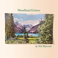 NICK HEYWARD-WOODLAND ECHOES-IMPORT 2 CD WITH JAPAN OBI F30