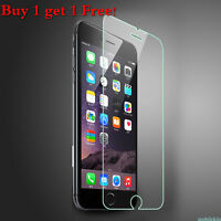 100% Genuine Tempered Glass Film Screen Protector for APPLE Iphone 6/6S