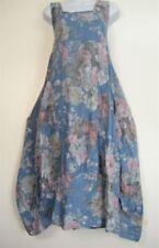 Vestidos de mujer de color principal azul vaquero