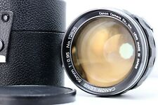 Canon 50mm f0,95 For Canon 7 in Good Condition With Lens Case
